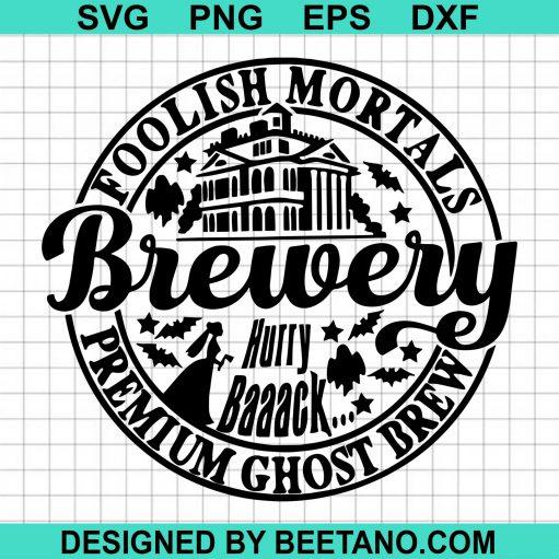 Foolis Mortals Berewery Premium Ghost Brew