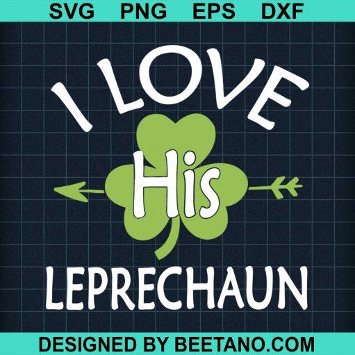 I Love His Leprechaun
