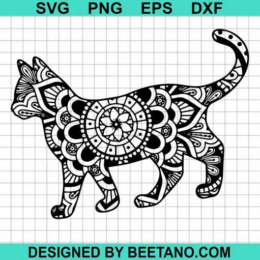 Mandala Cat 2020