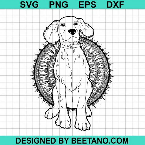 Mandala Dog 2020