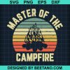 Master of the Campfire Camping