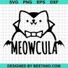 Meowcula Cat