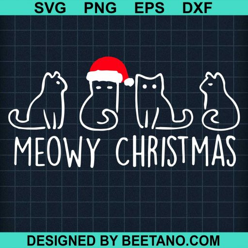 Meowy Christmas 2020
