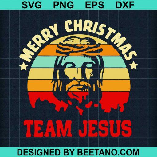 Merry Christmas Team Jesus