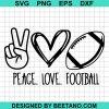 Peace Love Football 2020