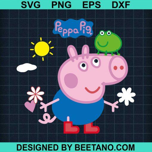 Peppa Pig Boys George Pig
