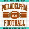 Philadelphiia Football Athletic Vitage Sports