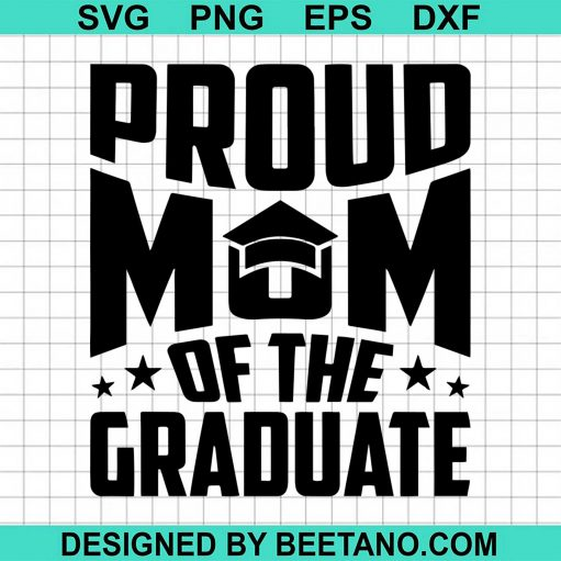Proud Mom Of The Graduate 2020
