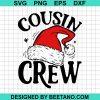 Santa Cousin Crew Christmas 2020
