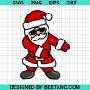 Santa Floss Like A Boss Christmas