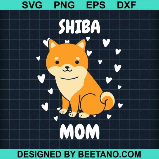 Shiba Mom Mummy Mama