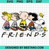 Snoopy Friends
