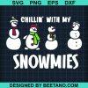 Snowmies Family Christmas Matching Pajamas