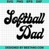 Softball Dad 2020