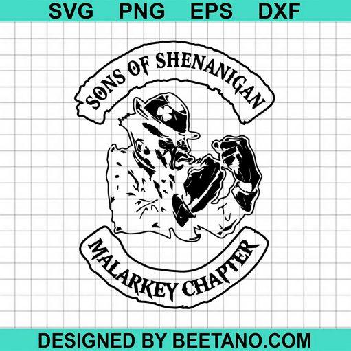 Sons Of Shenanigan Malarkey Chapter St Patricks Day