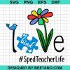 Sped Teacher Love Be Kind