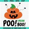 Spook Spook Halloween Poo