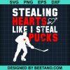 Stealing Hearts Like I Steal Pucks