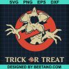 Stranger Things Demogorgon Trick Or Treat SVG, Stranger Things Halloween