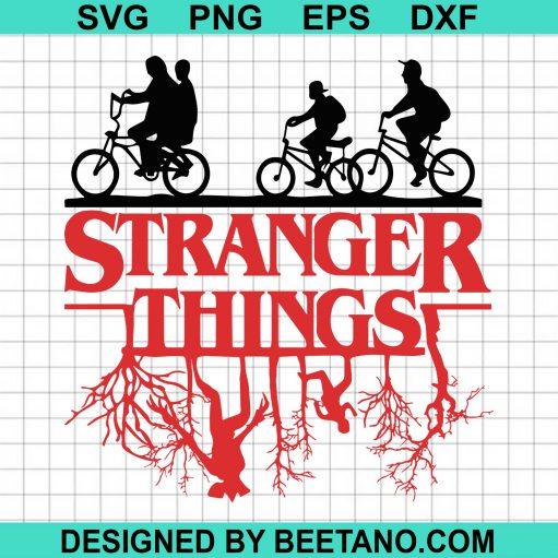 Stranger Things Svg, Upside Down