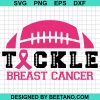 Tackle Breast Cancer Football