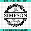 The Simpson Family 2020