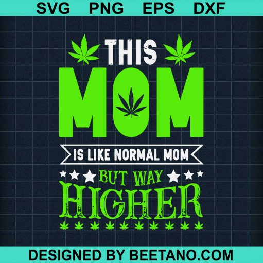 This Mom Is Like Normal Mom But Way Higher