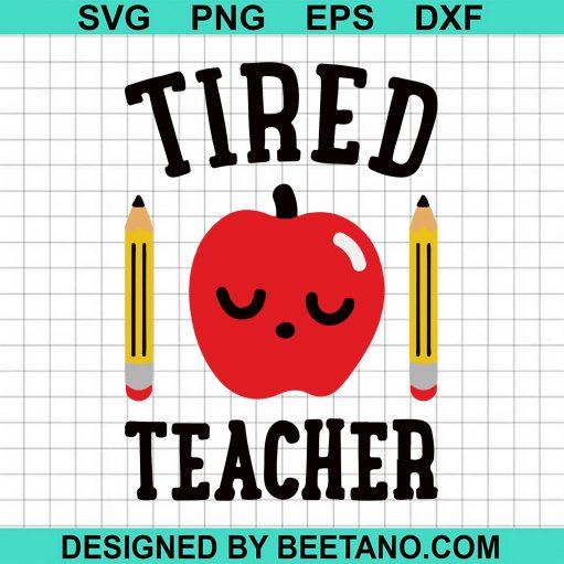 Tired Teacher