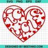 Valentine Love You Heart