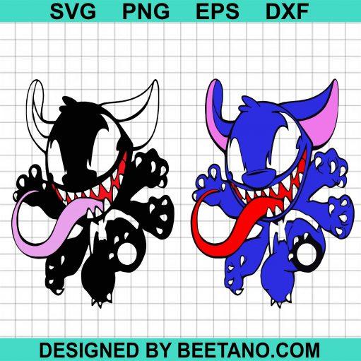 Venom And Stitch