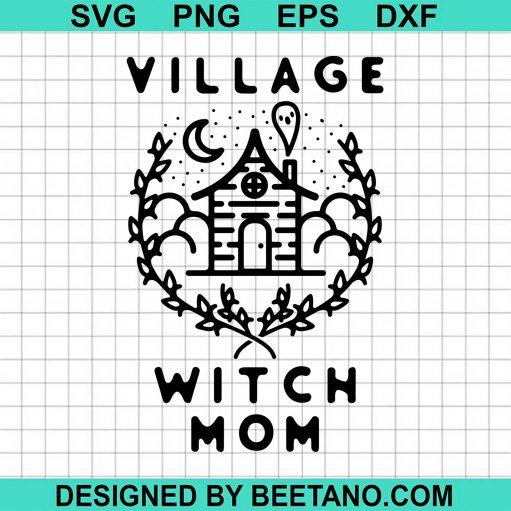 Village Witch Mom