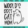 World's Best Cat Mom 2020