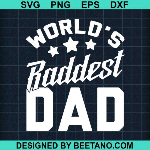 Worlds Raddest Dad
