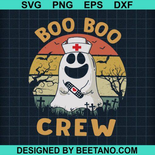 boo boo crew halloween