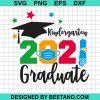 Kindergaten 2021 graduate