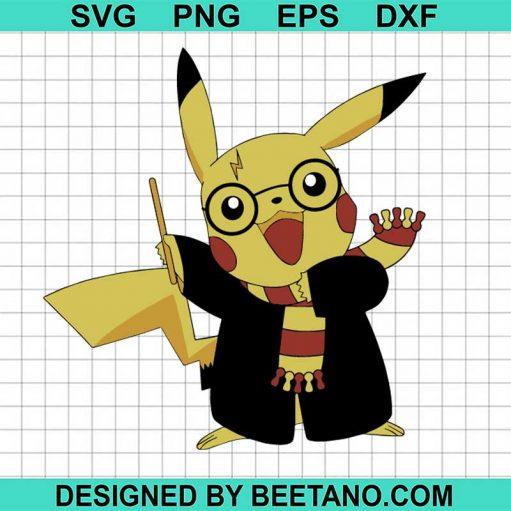 Pikachu Pokemon harry potter