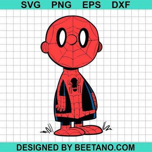 Charlie Brown spiderman