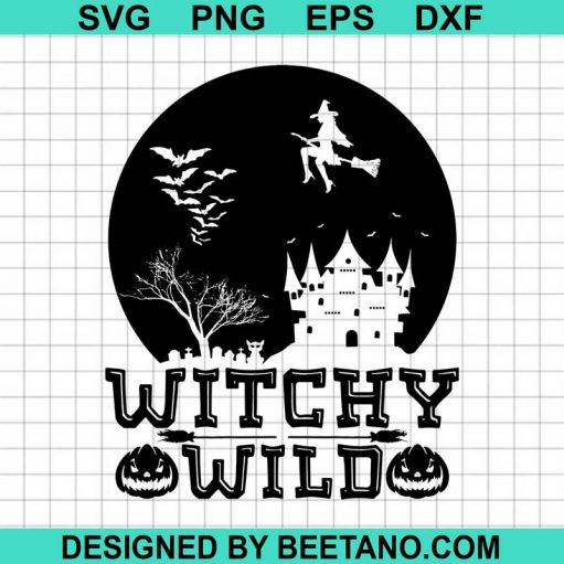 Witchy Wild SVG