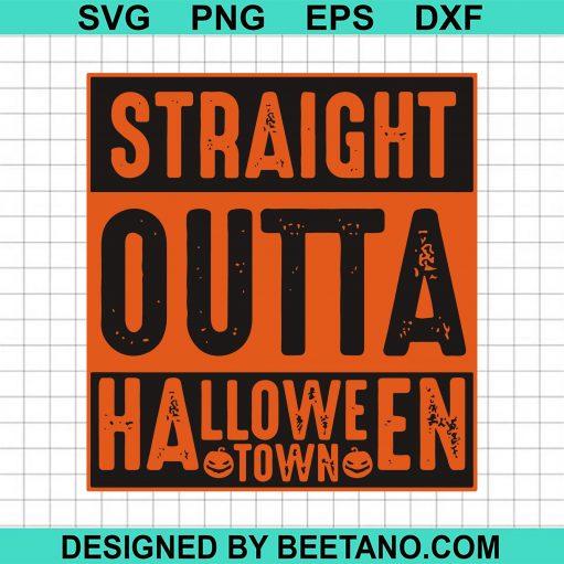 Straight outa halloween town