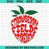 Strawberry fields forever svg