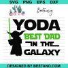 yoda best dad in the galaxy